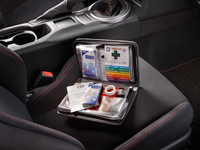 Wyposażenie obowiązkowe w samochodzie