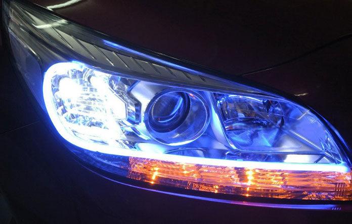 Dodatkowe lampy do jazdy dziennej