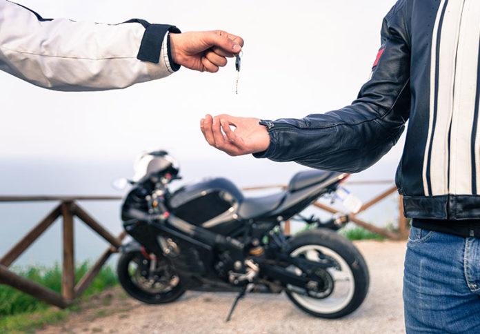 O czym pamiętać kupując używany motocykl?