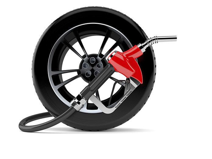 Co to jest efektywność paliwowa opon?