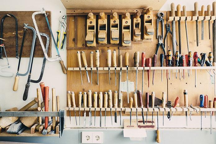 skrzynka na narzędzia
